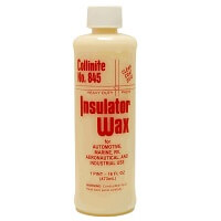 Bottle of Collinite #845 Liquid Insulator Wax