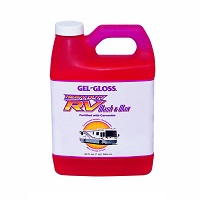 Jug of Gel-Gloss Wash and Wax RV Shampoo