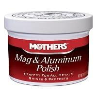 Jar of Mothers Mag and Aluminum Wheel Polish