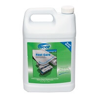 Jug of Dicor Rubber RV Roof Protectant