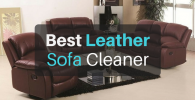 The Best Leather Sofa Cleaner in 2018