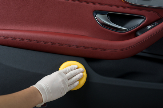 Interior Dash Door Console Cleaning Care The Art Of Cleanliness
