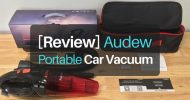 [Hands-On Review] Audew Car Vacuum Cleaner