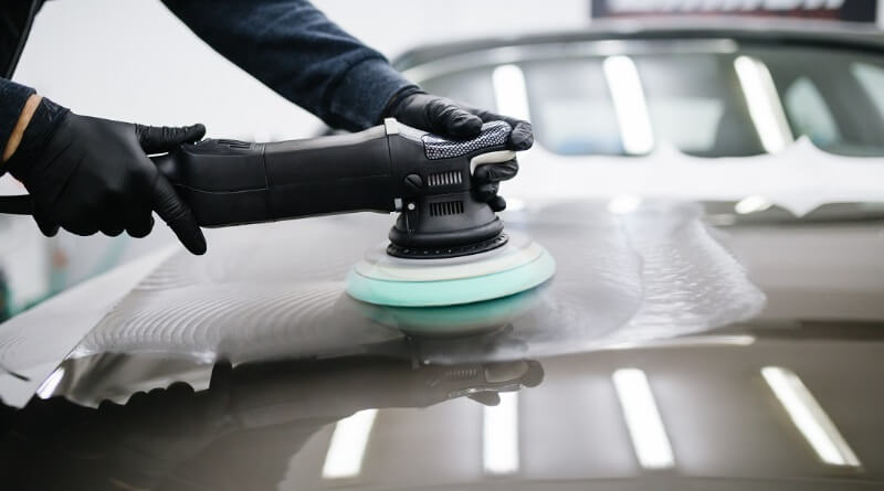 Car buffers and polishers 101