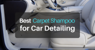 Top 9 Best Carpet Shampoos for Car Detailing (2019)
