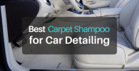 The Top 9 Best Carpet Shampoos for Car Detailing in 2018