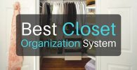 The Best Closet Organizer System Kit in 2018