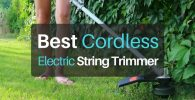 Best Cordless Electric String Trimmer to Finally Ditch Gasoline (2019)