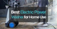 Best Electric Power Washer for Home Use to Get Clean without Gasoline (2019)