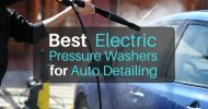 Top 8 Best Electric Pressure Washers for Auto Detailing (2019)