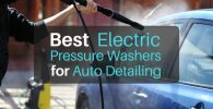 Top 8 Best Electric Pressure Washers for Auto Detailing (2018)
