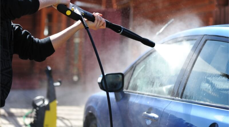 What is the best electric pressure washer for car detailing and washing for the money?