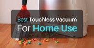 Best Touchless Vacuum for Home Use to Make Cleaning More Convenient (2018)