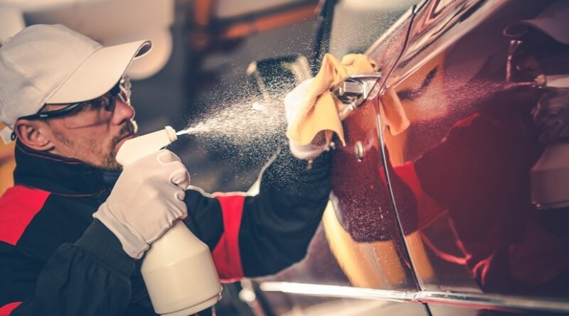 What is the best waterless car wash for the money?