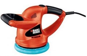 black decker orbital polisher