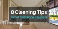 8 Cleaning Tips from Professional Cleaners