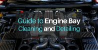 Guide to Engine Bay Cleaning and Detailing