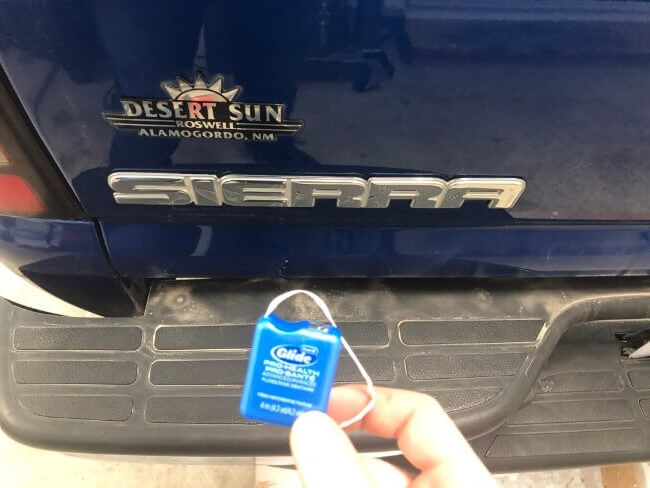 How To Remove Dealership Stickers Decals Emblems And Badges From