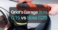 Griot's Garage BOSS G15 vs BOSS G21