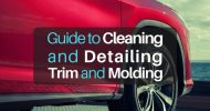 Ultimate Guide to Cleaning and Detailing Trim and Molding