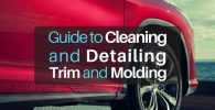 Guide to Cleaning and Detailing Trim and Molding