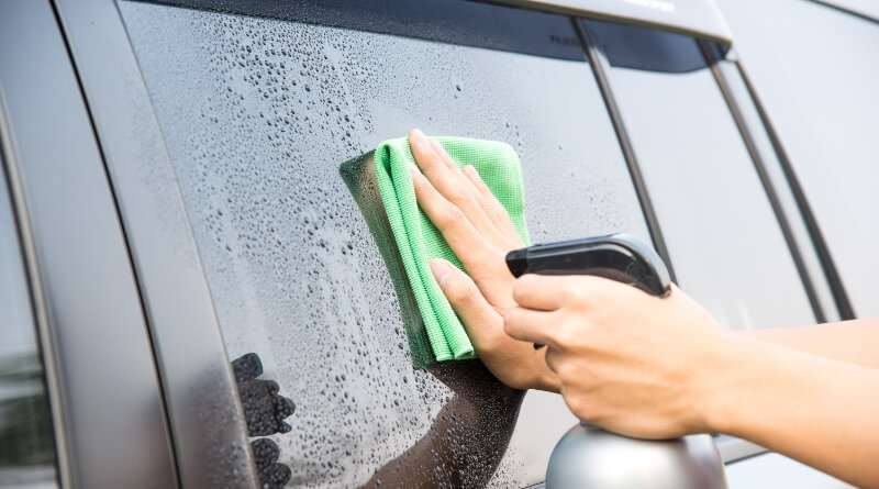 Ultimate beginners guide to properly cleaning and treating automotive glass.