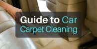 Ultimate Guide to Car Carpet Cleaning