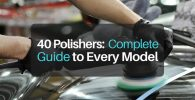 40 Polisher and Buffer Models: Complete Guide to EVERY MAKE AND MODEL in 2018