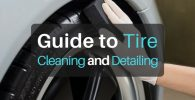 Guide to Tire Cleaning and Detailing