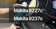 Makita 9227c vs 9237c, 9237cx2, and 9237cx3