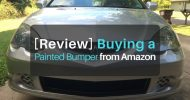 [Hands-On Review] Buying a Painted to Match Bumper on Amazon