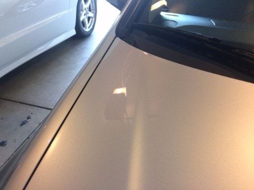 Mckee's 37 paint coating reflection