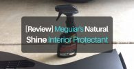 [Review] Meguiar's Natural Shine Interior Protectant
