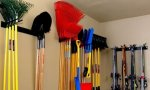The Best Garage Wall Tool Hanging System