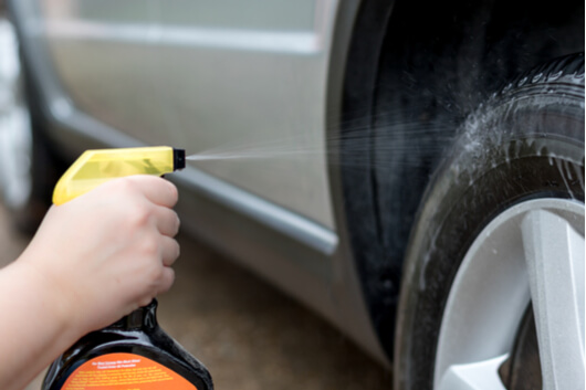 Ultimate Guide to Tire Cleaning and Detailing | The Art of