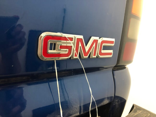 How to Remove Dealership Stickers, Decals, Emblems, and