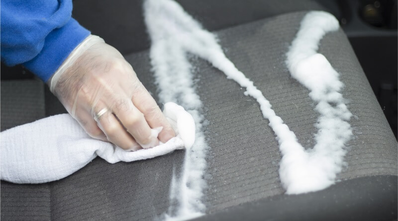 Why there will never be a spot remover that is best for removing all stains.
