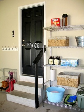wire-shelving-for-the-garage